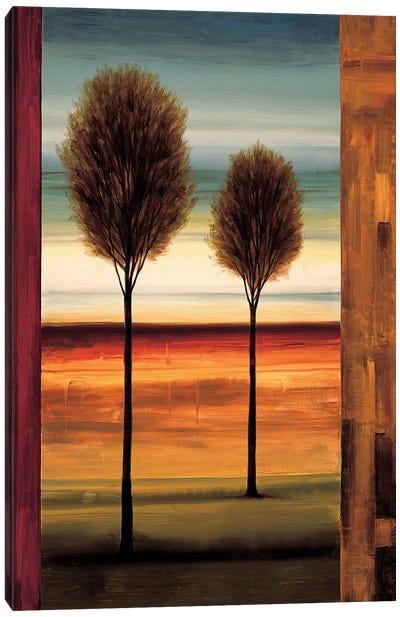 On The Horizon I Canvas Art Print