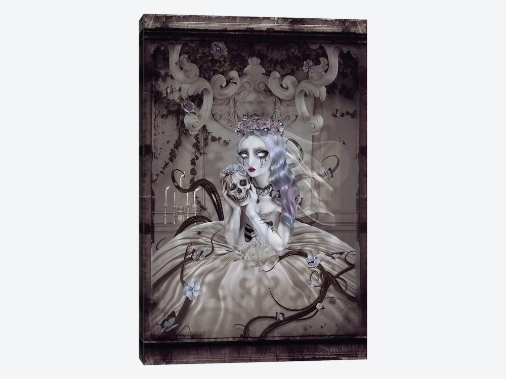 Corpse Bride by Natalie Shau 1-piece Canvas Wall Art