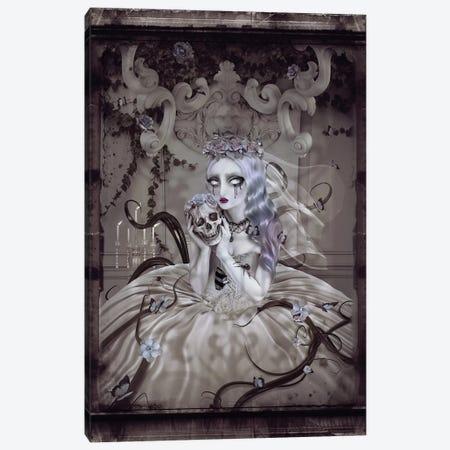 Corpse Bride Canvas Print #NTL10} by Natalie Shau Canvas Print