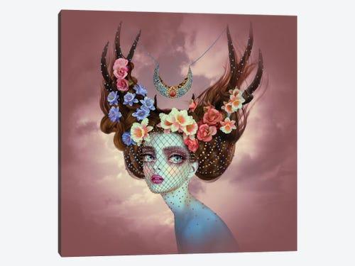 Fawn Canvas Art Print By Natalie Shau Icanvas