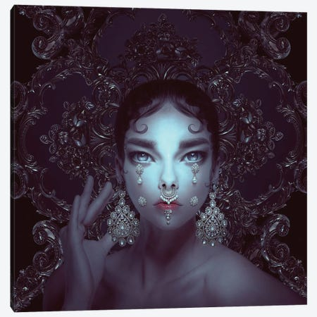 Givenchy Canvas Print #NTL18} by Natalie Shau Canvas Art Print