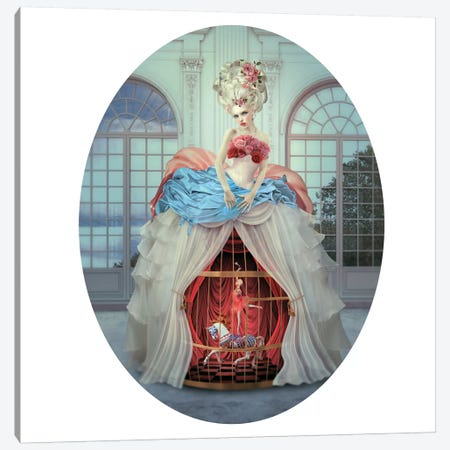 Inside A Dream Canvas Print #NTL22} by Natalie Shau Canvas Art