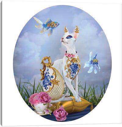 Lulu Canvas Art Print