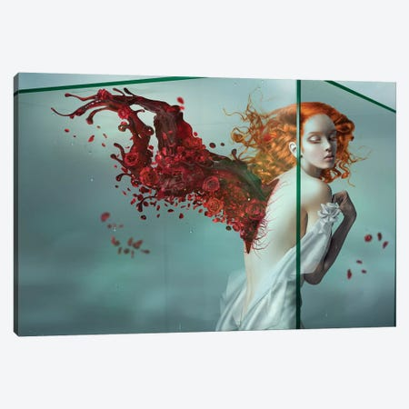 Realm Canvas Print #NTL34} by Natalie Shau Canvas Art