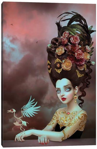 Solace Canvas Art Print