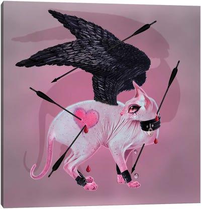 Catnovember Canvas Art Print