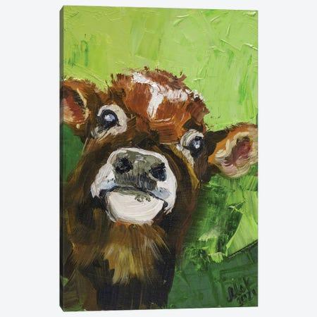 Calf Canvas Print #NTM28} by Nataly Mak Canvas Print
