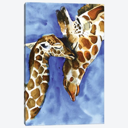 Love Canvas Print #NTM33} by Nataly Mak Canvas Artwork