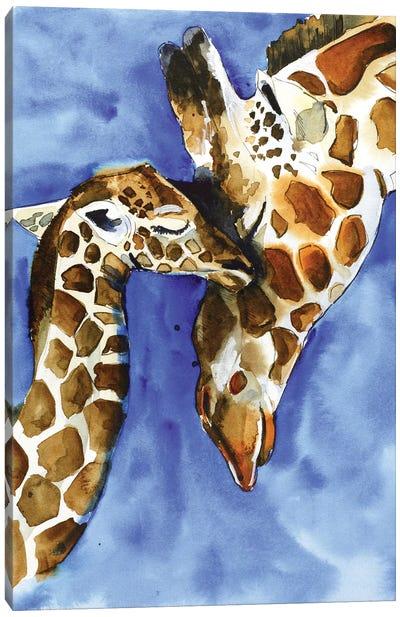 Love Canvas Art Print