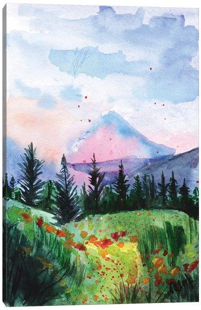 Nashville Landscape Canvas Art Print