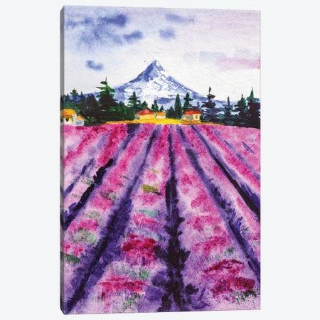 Provence Canvas Print #NTM62} by Nataly Mak Art Print