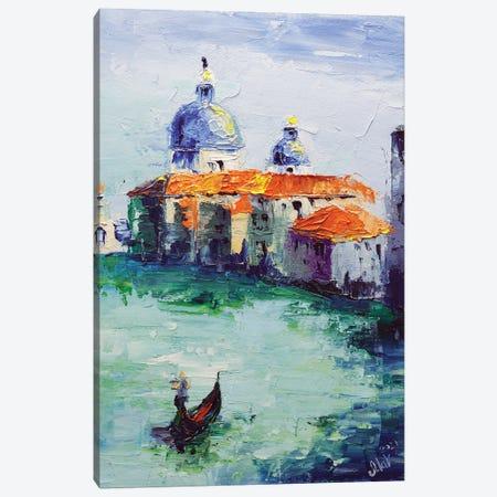 Venice II Canvas Print #NTM77} by Nataly Mak Art Print