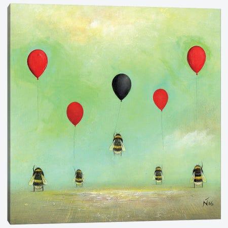 Don't Let Go Canvas Print #NTP13} by Neil Thompson Canvas Print