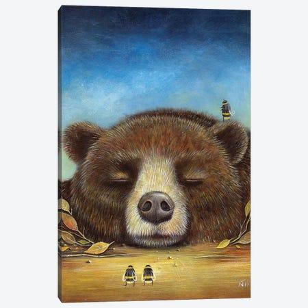 Sleeping Giant Canvas Print #NTP33} by Neil Thompson Canvas Art Print