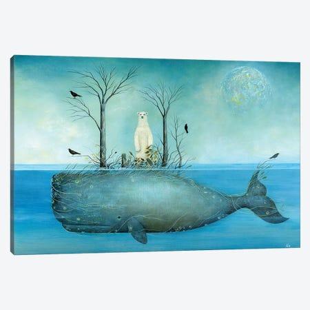 The Island Canvas Print #NTP39} by Neil Thompson Art Print