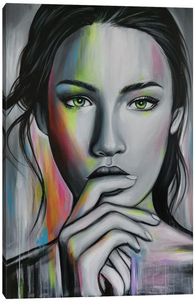 Wonder Canvas Art Print