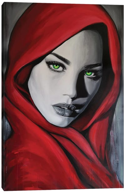Desert Rose Canvas Art Print