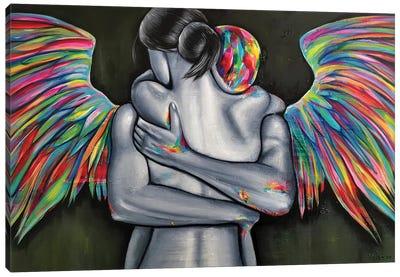 Gardian Angel Canvas Art Print