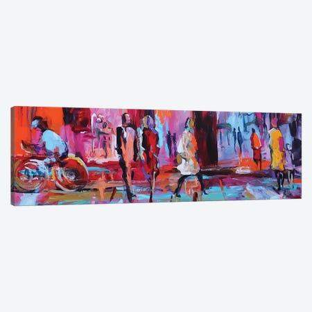 City Life III Canvas Print #NTX10} by Natxa Canvas Art Print