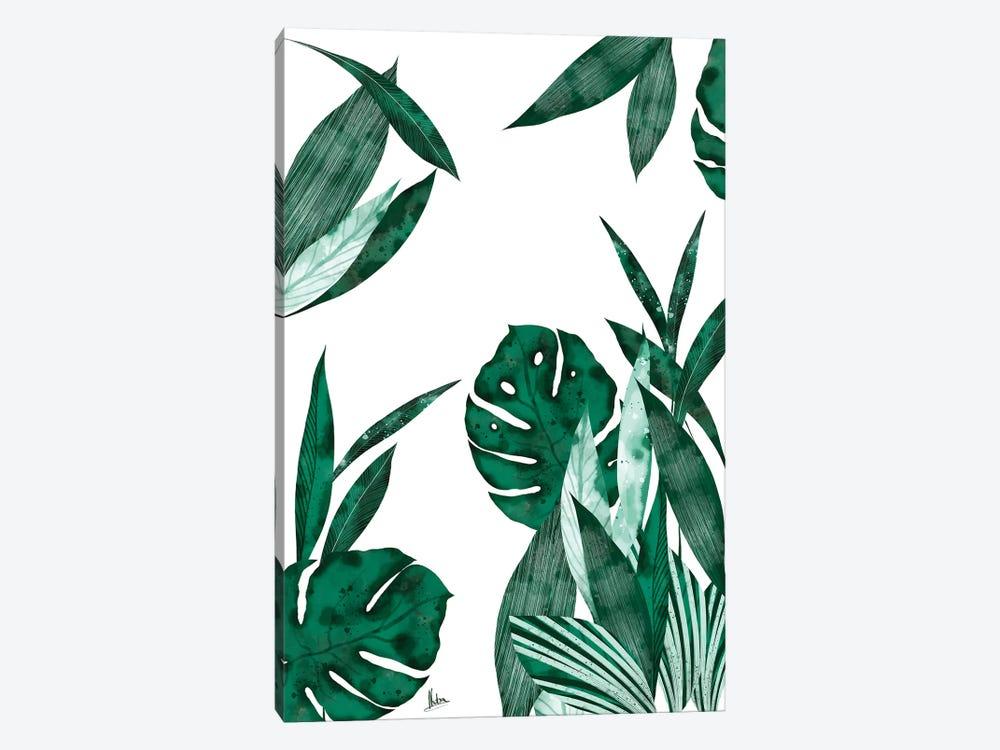 Evergreen I by Natxa 1-piece Art Print