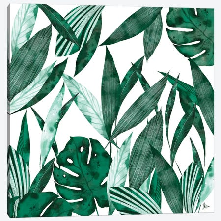 Evergreen II Canvas Print #NTX20} by Natxa Canvas Wall Art