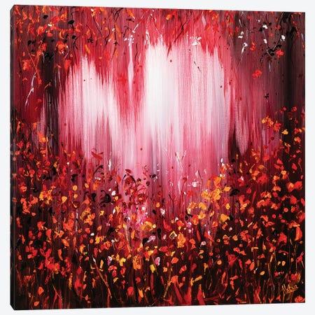 Berry Juice Canvas Print #NTX2} by Natxa Canvas Print