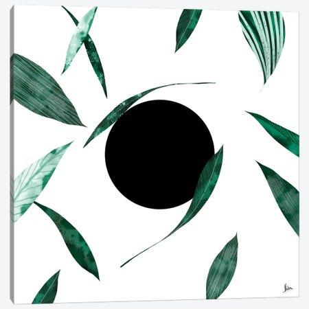 Leaves Canvas Print #NTX36} by Natxa Canvas Artwork