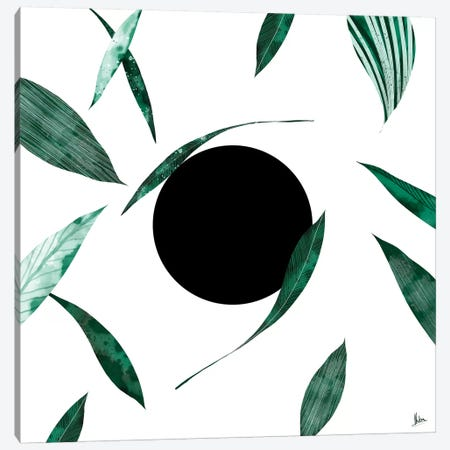 Leaves Canvas Print #NTX36} by Natxa Canvas Artwork