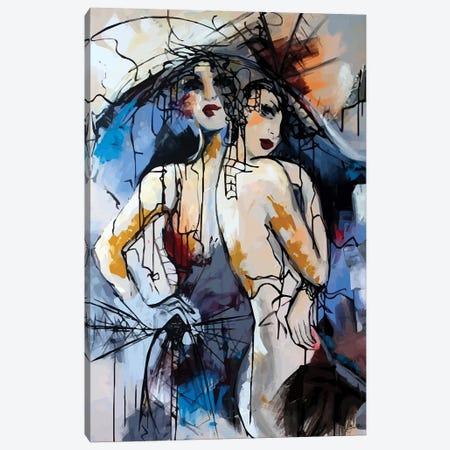 Burlesque Canvas Print #NTX3} by Natxa Canvas Art Print