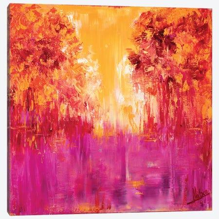 Loving Soul Canvas Print #NTX40} by Natxa Canvas Wall Art