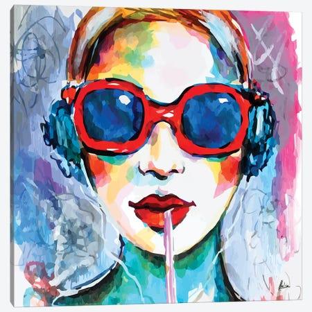 Music Canvas Print #NTX50} by Natxa Canvas Print