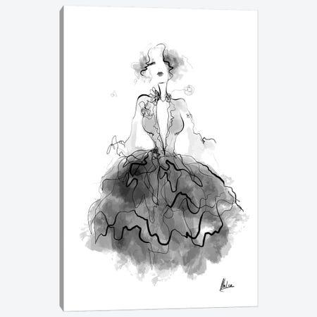 Cindirella Canvas Print #NTX5} by Natxa Canvas Artwork