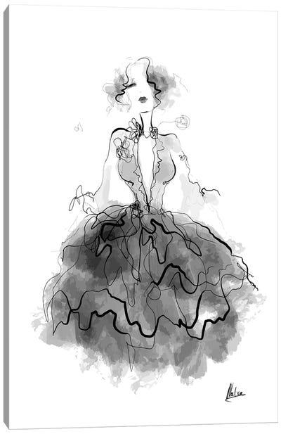 Cindirella Canvas Art Print