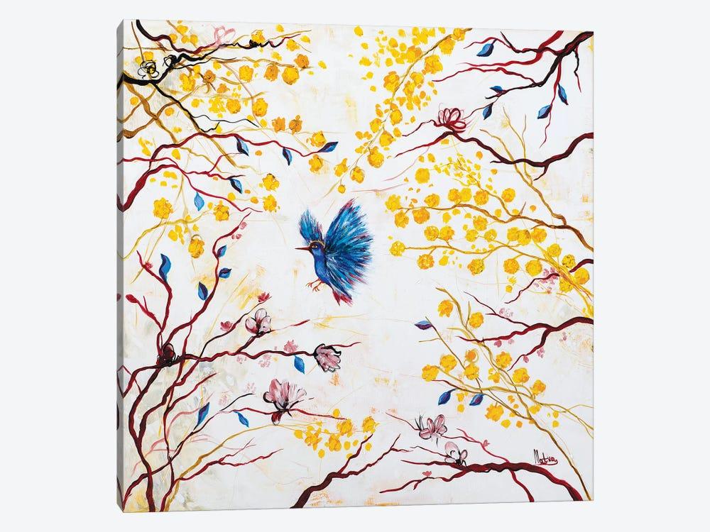 Spring by Natxa 1-piece Canvas Wall Art