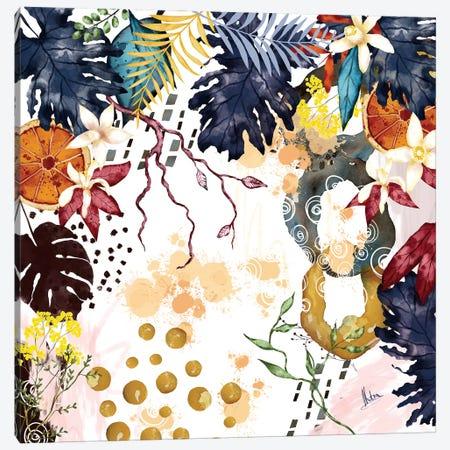 Tropical I Canvas Print #NTX73} by Natxa Canvas Art Print