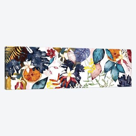 Tropical II Canvas Print #NTX74} by Natxa Canvas Art