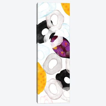 Circles Canvas Print #NTX7} by Natxa Canvas Artwork