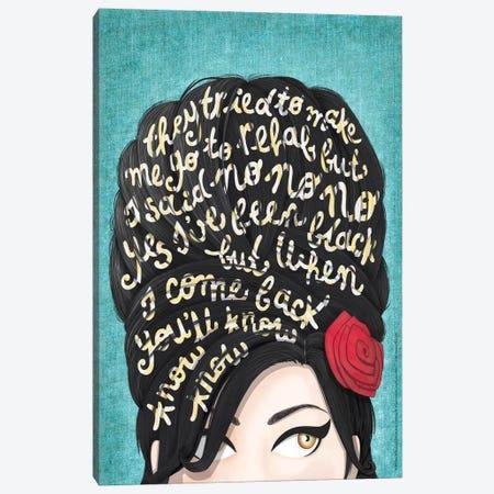 Rehab Canvas Print #NUR17} by Nour Tohmé Canvas Art Print