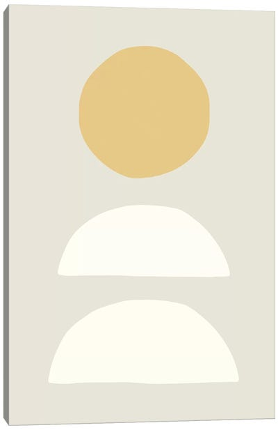 Abstraction II Canvas Art Print