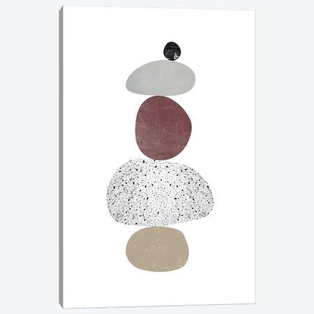Pebbles VI Canvas Print #NUV137} by Nouveau Prints Canvas Art Print