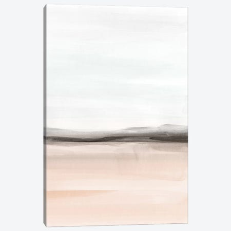 Watercolor Landscape Ix - Portrait Canvas Print #NUV148} by Nouveau Prints Canvas Art Print