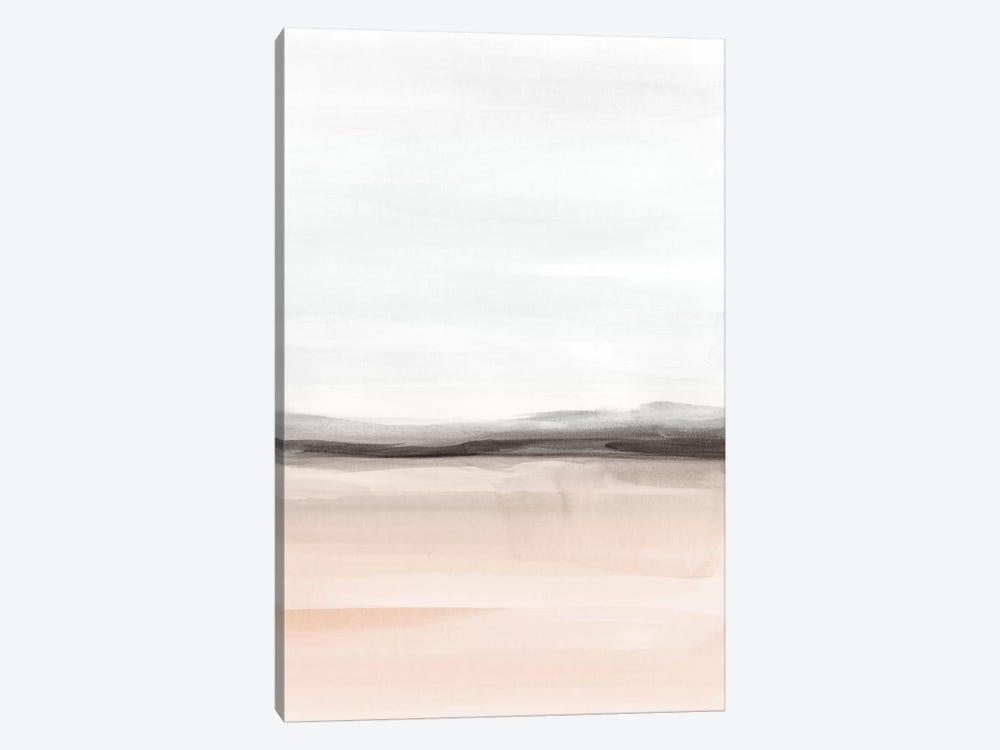 Watercolor Landscape Ix - Portrait by Nouveau Prints 1-piece Canvas Art Print