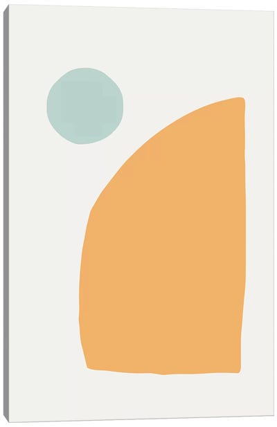 Abstraction III Canvas Art Print