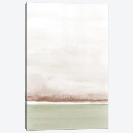 Watercolor Landscape X Canvas Print #NUV159} by Nouveau Prints Canvas Wall Art