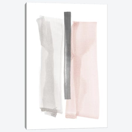 Brush Strokes II Canvas Print #NUV164} by Nouveau Prints Canvas Art