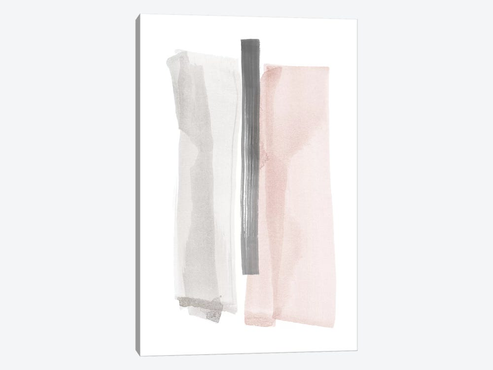 Brush Strokes II by Nouveau Prints 1-piece Art Print