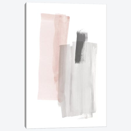 Brush Strokes III Canvas Print #NUV165} by Nouveau Prints Canvas Artwork