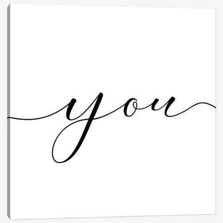 You And Me I Canvas Print #NUV187} by Nouveau Prints Canvas Art