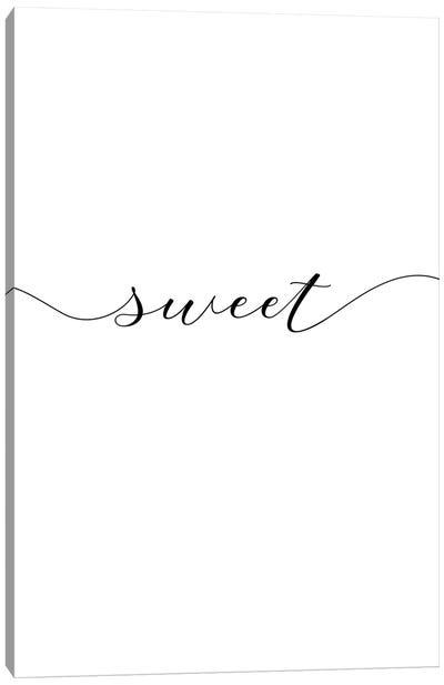 Sweet Dreams I Canvas Art Print