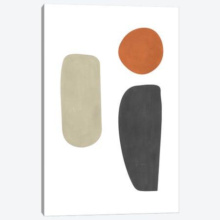 Gouache Abstraction II Canvas Print #NUV43} by Nouveau Prints Canvas Art Print